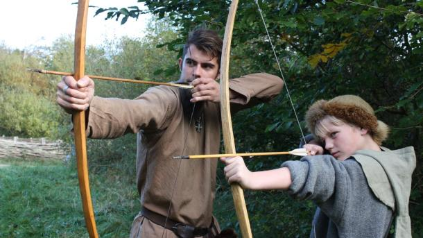 Ribe VikingeCenter, Archery lessons