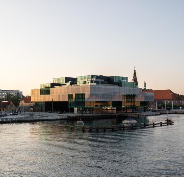 Learn about Danish architecture and go on architecture tours at BLOX in Copenhagen