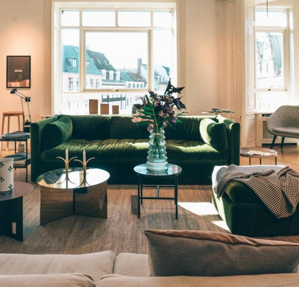 Experience the best of Copenhagen such as Danish design
