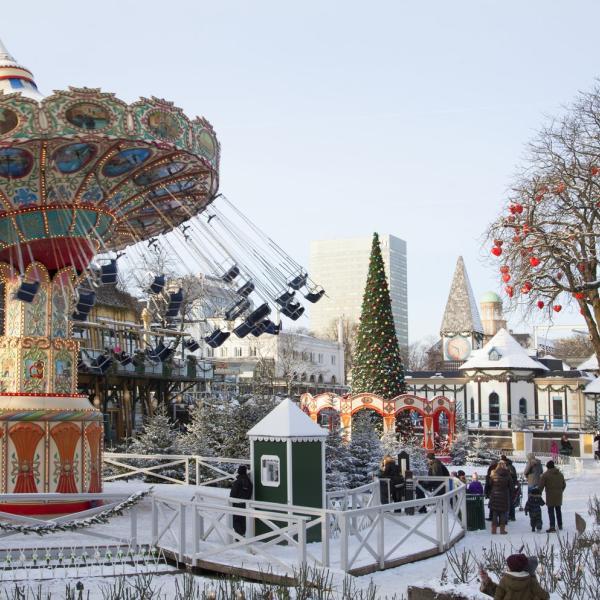 Tivoli Gardens Copenhagen Christmas Market 2021 The Essential Ingredients For Christmas In Denmark Visitdenmark