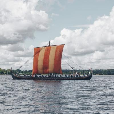 Explore Denmark's rich Viking history at Roskilde Viking Ship Museum